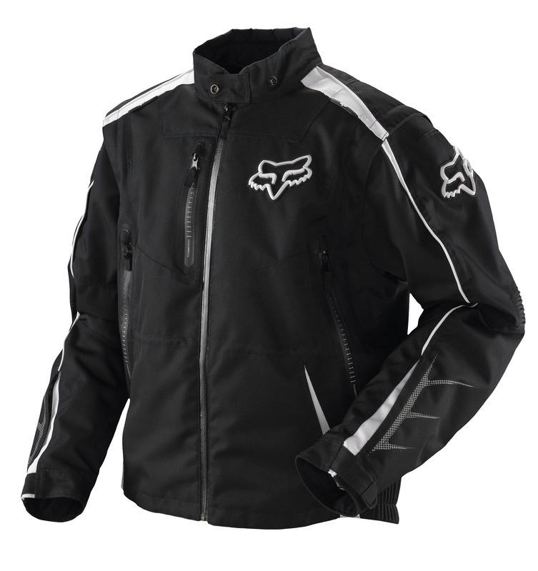 KURTKA FOX 360 RACE BLACK S