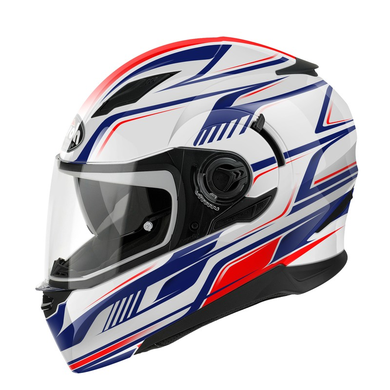 KASK AIROH MOVEMENT FIRST RED GLOSS S
