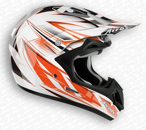 KASK AIROH JUMPER STING ORANGE GLOSS M