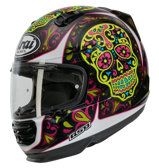 KASK ARAI REBEL MEXICAN M