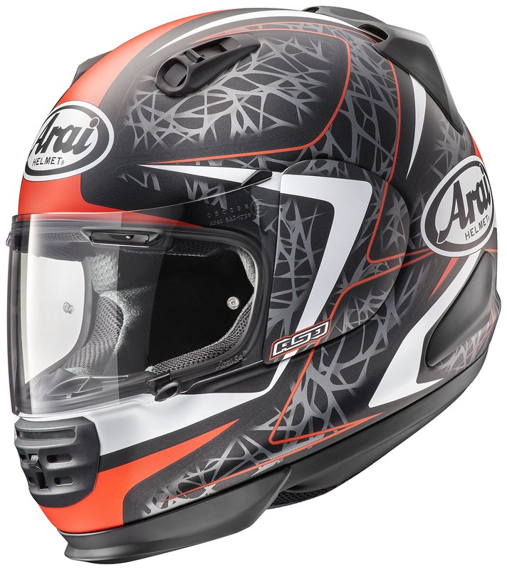 KASK ARAI REBEL STING RED L