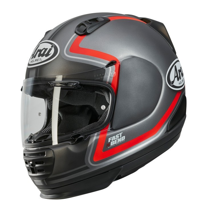 KASK ARAI REBEL TROPHY RED XL