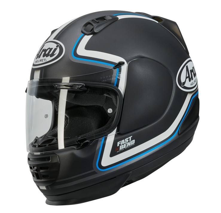 KASK ARAI REBEL TROPHY BLUE M