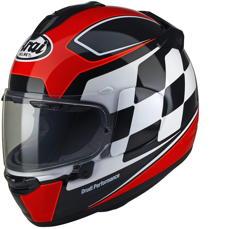 KASK ARAI CHASER-X FINISH RED XL