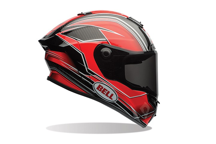 KASK BELL RACE STAR TRITON RED