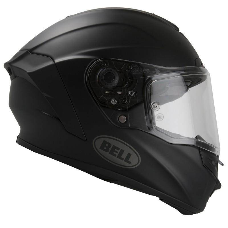 KASK BELL STAR SOLID BLACK MATT XL