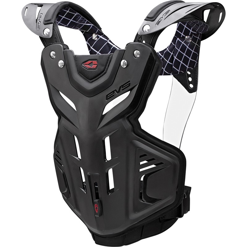 BUZER EVS F2 CHEST PROTECTOR BLACK L