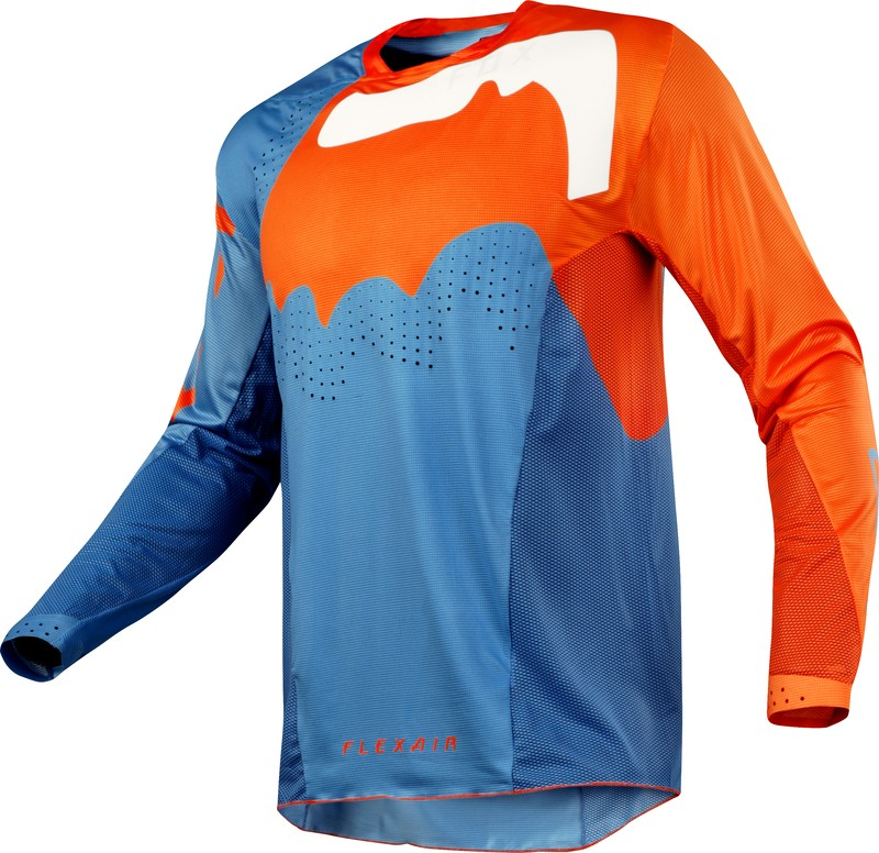 BLUZA FOX FLEXAIR HIFEYE ORANGE XL