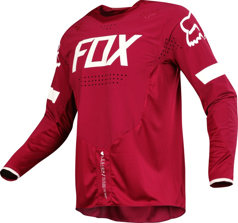 BLUZA FOX LEGION OFFROAD DARK RED S