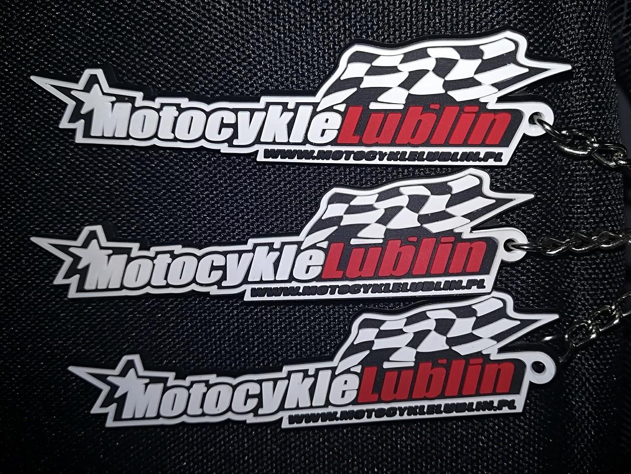 Breloczek do kluczy MOTOCYKLE LUBLIN