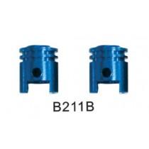 NAKRĘTKA NA WENTYL KEITI B211 BLUE