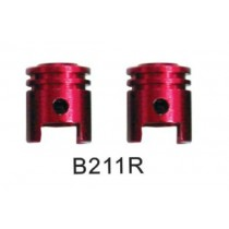 NAKRĘTKA NA WENTYL KEITI B211 RED