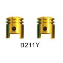 NAKRĘTKA NA WENTYL KEITI B211 GOLD