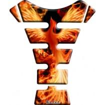 TANK PAD KEITI FIRE PHOENIX