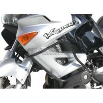 CRASHBARY CZARNE HONDA XL 1000 V  SW-MOTECH (03-) BEZ ABS!