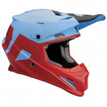 Kask Thor cross MX SECTOR LEVEL MATTE BLUE/RED L