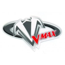 DASZEK DO KASKU VMAX BLACK GRAPHIC