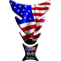 TANK PAD KEITI FLAGA USA
