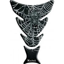 TANK PAD KEITI SPIDER BLACK