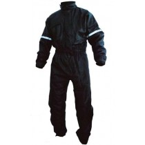 KOMBINEZON PRZECIWDESZCZOWY OZONE BLACK XL