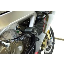 CRASH PADY AERO WHITE APRILIA RSV-4