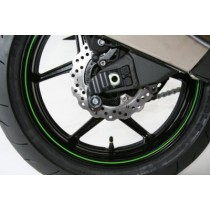 ROLKI WAHACZA M10 Z750 UP TO '06 ZX10-R UP TO '07 & ZX12-R WHITE