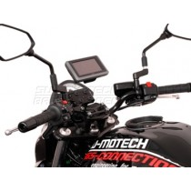 ZESTAW ADAPTERÓW DO GPS ZUMO 660 NONSHOCK GPS MOUNT BLACK SW-MOTECH