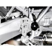 OSŁONA POMPY HAMULCOWEJ BMW R 1200 GS (08 -) SILVER SW-MOTECH