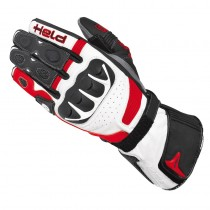RĘKAWICE HELD EVO-THRUX BLACK/RED