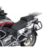STELAŻ EVO NA KUFRY BOCZNE BMW R 1200 GS (04 -) BLACK SW-MOTECH