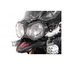 OSŁONA REFLEKTORA TRIUMPH TIGER 800 / 800XC / 1200 BLACK SW-MOTECH