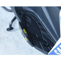 SLIDERY PODESTU DO SKUTERA HONDA NSC50R BLACK