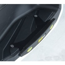 SLIDERY PODESTU DO SKUTERA YAMAHA X-MAX 400 BLACK