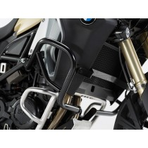 CRASHBARY CZARNE BMW F800 GS ADVENTURE (13-) SW-MOTECH