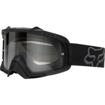 GOGLE FOX AIR SPACE ENDURO MATT BLACK - SZYBA CLEAR DUAL