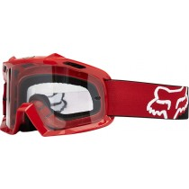 GOGLE FOX JUNIOR AIR SPACE KILLA RED - SZYBA CLEAR (1 SZYBA W ZESTAWIE)