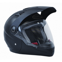KASK OZONE OPEN FACE CITY-01 BLACK MATT