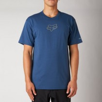 T-SHIRT FOX TOURNAMENT SULPHUR BLUE S