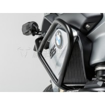 CRASHBARY GÓRNE BMW R 1200 GS (13-16) BLACK SW-MOTECH