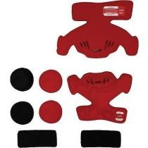 ZESTAW PODUSZEK DO ORTEZY POD K300 RED OS (LEWA)