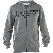 BLUZA FOX Z KAPTUREM NA ZAMEK LEGACY FHEADX HEATHER GRAPHITE S