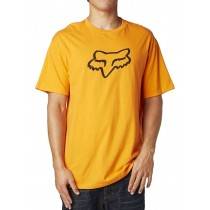 T-SHIRT FOX AGELESS FOX HEAD ORANGE XL