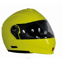 KASK OZONE FLIP UP FP-01 FLUO YELLOW XS