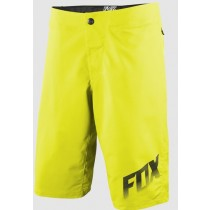 SPODENKI FOX INDICATOR FLO YELLOW 36