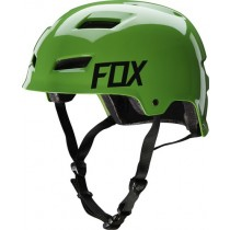 KASK ROWEROWY FOX TRANSITION HARDSHELL GREEN