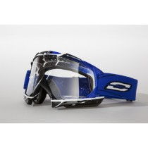 GOGLE OZONE MUD MX BLUE GRAPHICS OS