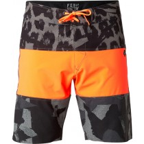 BOARDSHORT FOX CAMINO STACKER FLO ORANGE 36