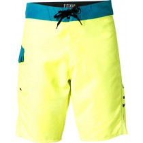 BOARDSHORT FOX OVERHEAD FLO YELLOW 30