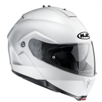 KASK HJC IS-MAX II PEARL WHITE RYAN