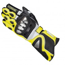 RĘKAWICE HELD TITAN EVO BLACK/FLUO YELLOW